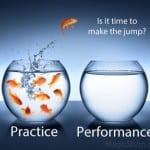 Performance Versus Magic Practice