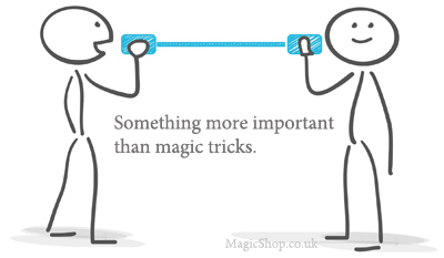 More Important Than Magic Tricks