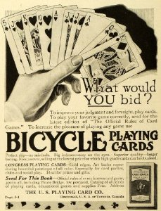 Bicycle Cards UK