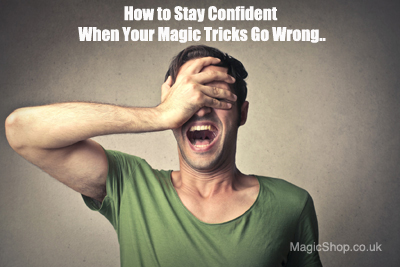Magic Tricks Go Wrong - Confiidence