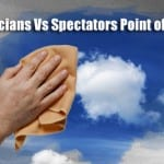 Magicians Vs Spectators Point of View