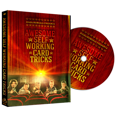 Awesome Self Working Card Tricks - Free Download