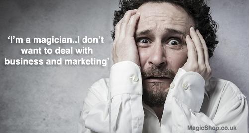 magicians marketing problems
