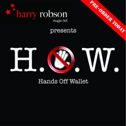 How Wallet - Best wallet for card tricks
