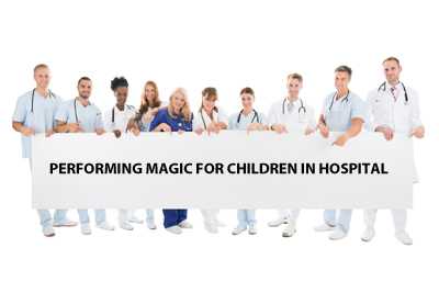Kids Magic Shows in Hospitals