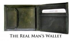 Realman Wallet - Wallet for card tricks