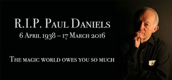 Paul Danials died today March 17th 2016