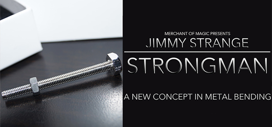 Strongman by Jimmy Strange and Merchant of Magic