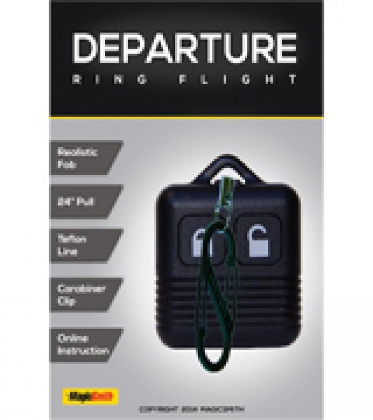 Departure Car Key Ring Flight