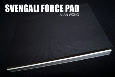 Svengali Force Pad