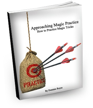 Approaching magic practice ebook cover