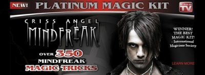 Platinum Kit magic - Winner Best Magic Set