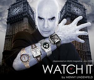 Watch it menny lindenfield