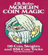 bobo learn coin magic