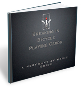 Breaking in Playing Cards
