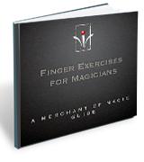 Finger Dexterity For Magicians