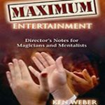 How to Script and Construct a Magic Show