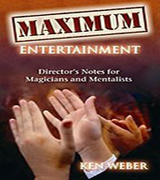Maximum Entertainment