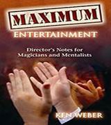 Maximum Entertainment