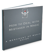 Mistakes in Magic
