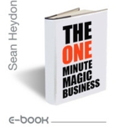 One Minute Magic Business