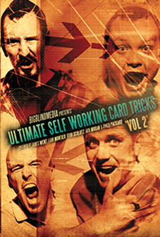 Ultimate Self Working Card Tricks Vol 2