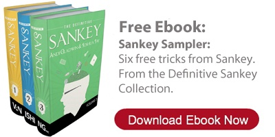 6 Free Magic Tricks From Jay Sankey