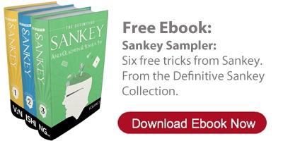 6 Free Magic Tricks From Jay Sankey