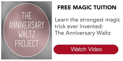 Anniversary Waltz Free Magic Download