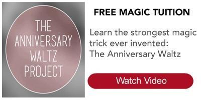 Anniversary Waltz Free Magic Download