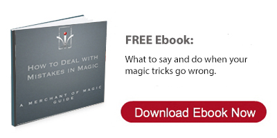 Mistakes in Magic Ebook