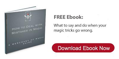 Mistakes in Magic Ebook