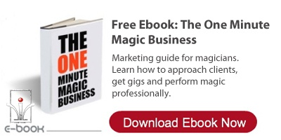 The One Minute Magic Business Ebook