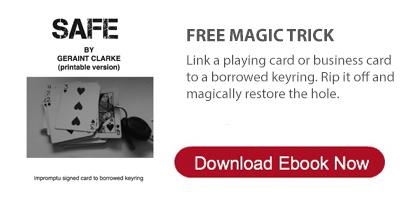 Safe - Free Magic Ebook