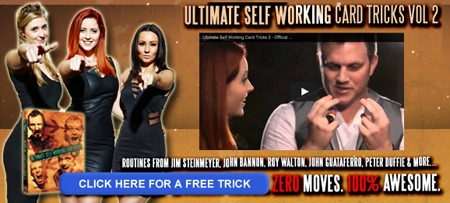 Self Working Card Tricks Vol 2 Download