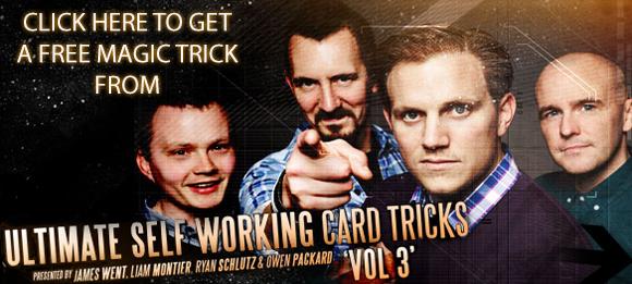 Self Working Card Tricks Vol 3