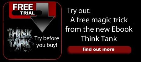 Think Tank Free Magic Download