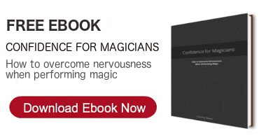 Free Magic Book - Confidence for Magicians