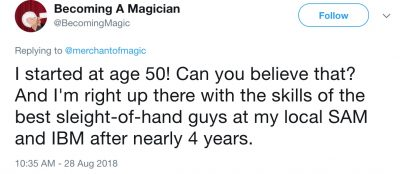 Magicians On Twitter