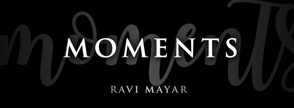 Moments By Ravi Mayar – Free Download