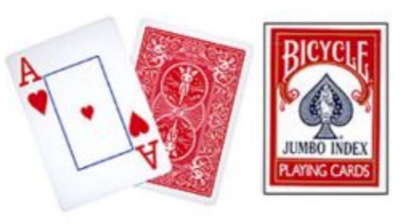 Jumbo Index cards
